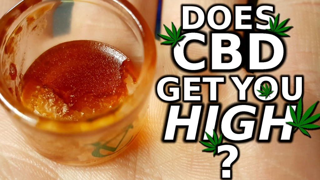 Does CBD Get You High or Not