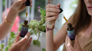 how do you use CBD oil post by Farmacy Bliss